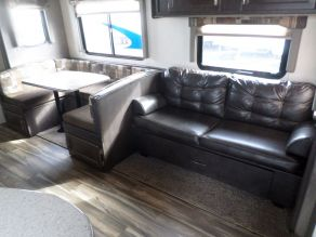2017 Forest River EVO Travel Trailer T2550 Photo 5