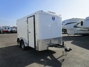 2021 Interstate Tandem Axle Pro Series 7x12 Enclosed Cargo Trailer Photo 2