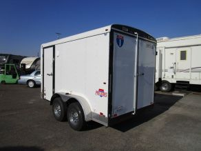 2021 Interstate Tandem Axle Pro Series 7x12 Enclosed Cargo Trailer Photo 3