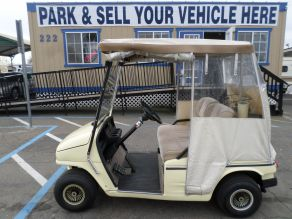 1995 Western Electric Golf Cart 36 Volt
