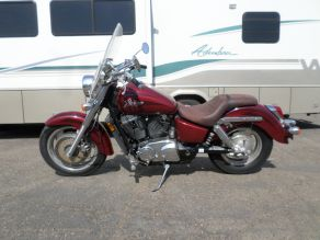 2000 Honda Shadow Sabre