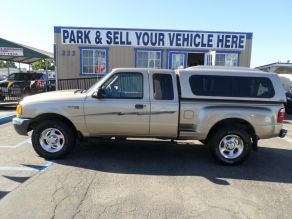 2001 Ford Ranger 4x4 Stepside