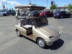 2001 Western Golf and Country Golf Cart