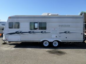 2002 Rusler Travelaire Bunk House  23'
