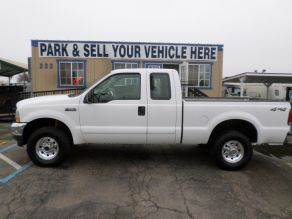 2003 Ford 4X4 Supercab F-250 XLT Shortbox