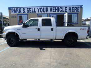 2004 Ford F-250 Lariat Turbo Diesel Power Stroke FX4 Offroad