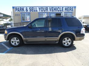 2003 Ford Explorer 4x4 Eddie Bauer Photo 1
