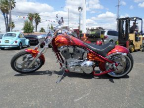 2006 American Ironhorse Tejas 124SS motorcycle