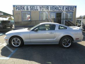 2006 Ford Mustang GT Super Charged