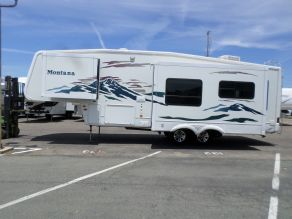 2006 Keystone Montana Fifth Wheel