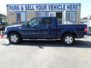 2007 Ford F150 King Cab