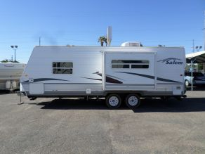 2007 Forest River Salem Travel Trailer