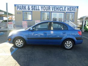 2007 Kia Rio LX Photo 1