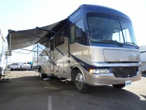 2008 Fleetwood Fiesta LX 34G Class A Motorhome Photo 1