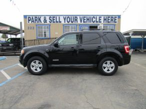 2008 Ford Escape Hybrid Tow Vehicle