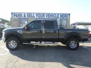 2008 Ford F-350 XLT 4WD