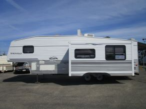 2008 Keystone Springdale 5th Wheel  28'