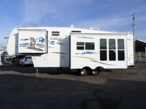 2008 Wildcat 29-SE Fifth Wheel  29'