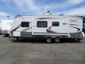 2010 Dutchmen Coleman Travel Trailer  26'