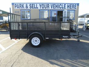 2011 Carry-On 6.5x10 Utility Trailer