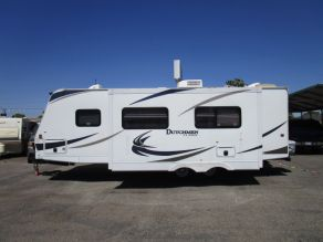 2011 Dutchmen Travel Trailer Classic Bunk House  24'