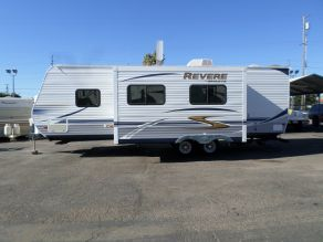 2012 Shasta Revere Travel Trailer 27BHS
