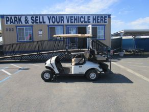 2014 EZ-GO Gas Golf Cart 4 Seater