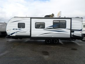 2017 Forest River EVO Travel Trailer T2550  28.9'