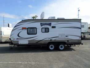 2018 Forest River Wildwood X-Lite Travel Trailer