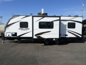 2018 Heartland Travel Trailer Mallard 245  24'