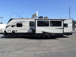2019 Keystone Cougar 31BHKWE Bunk House Travel Trailer