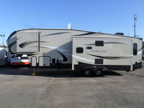 2019 Keystone Cougar 30RLS 5th Wheel